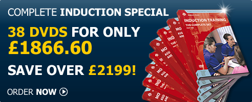 Complete Induction Special - 28 DVDs for only £1399.99 - Save over £1500!